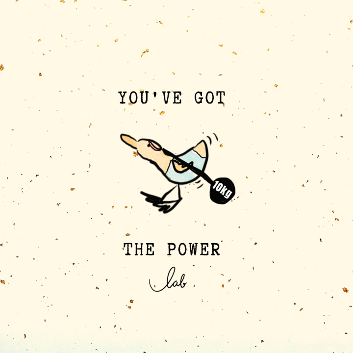 You've got thePower