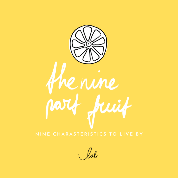 The Nine part Fruit, a Fruits of the Spirit program