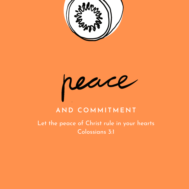 Peace and Commitment